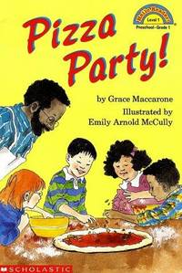 Scholastic Reader Level 1: Pizza Party