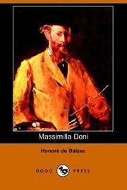 image of Massimilla Doni (Dodo Press)
