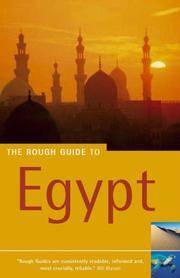 image of The Rough Guide to Egypt 6 (Rough Guide Travel Guides)