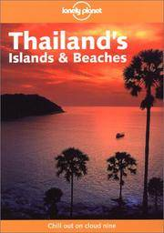 Thailands Islands and Beaches (Lonely Planet Regional Guides)