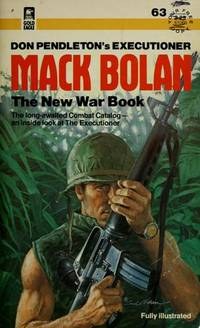 The New War Book: Mack Bolan The Execution #63