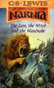 image of 'THE LION, THE WITCH AND THE WARDROBE (LIONS)'