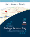image of Gregg College Keyboarding and Document Processing