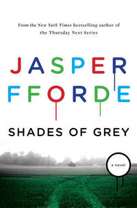 Shades of Grey  *Signed Advance Uncorrected Proofs*