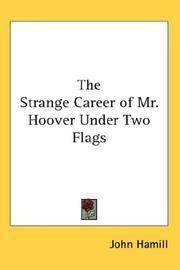 Strange Career Of Mr Hoover Under Two Flags