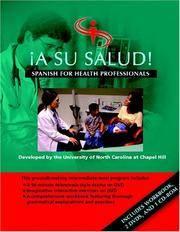 �A Su Salud! (set): Spanish for Health Professionals