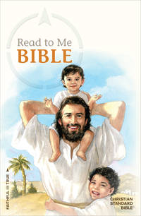 CSB Read to Me Bible (jacketed)