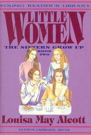 image of Little Women Book Two: The Sisters Grow Up