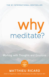 WHY MEDITATE? (includes audio CD)