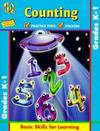 image of Counting: Basic Skills For Learning (High Q Workbook Series)