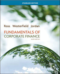 Fundamentals of Corporate Finance Standard Edition (McGraw-Hill/Irwin Series in Finance, Insurance, and Real Estate) by  Bradford  Randolph; Jordan - Hardcover - 2012-01-18 - from BooksorDVDs (SKU: 200725011)