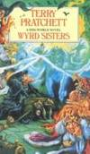 image of Wyrd Sisters (signed by the author + review slip + invitation to book launch)