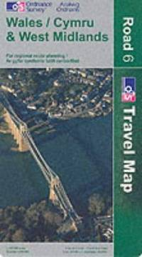 Wales and West Midlands (O/S Road Map) by Ordnance Survey - Paperback - illustrated edition - 2003-02-13 - from Ergodebooks and Biblio.com