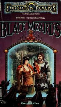 Black Wizards (Forgotten Realms : The Moonshae Trilogy Ser., Bk. 2)