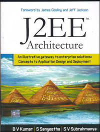 J2Ee Architecture (With A Companion Cd)