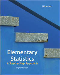 Elementary Statistics A Step By Step Approach By Bluman