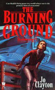 The Burning Ground (Shadowsong #2)