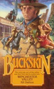 Winchester Valley: Buckskin #16