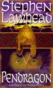 Pendragon (Pendragon Cycle) by  Stephen Lawhead - Paperback - 1994 - from Books and Beans (SKU: 139390)