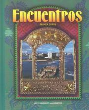 Encuentros: Primer Curso by  Inc. Holt (Corporate Author)  and Winston - Hardcover - 1997-01-01 - from Ergodebooks (SKU: DADAX0030951631)