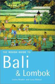 The Rough Guide to Bali and Lombok (Updated Third Edition)