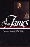 image of Henry James: Complete Stories 1874-1884 (Library of America)
