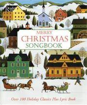 image of The Reader's Digest Merry Christmas Songbook (Reader's Digest Publications)
