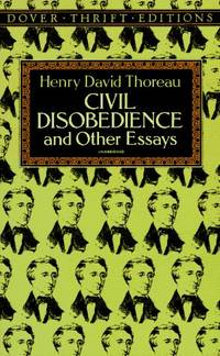 Civil Disobedience And Other Essays By Thoreau Henry David Image Of Civil Disobedience And Other Essays Dover Thrift Editions Orderbird Business Plan also English Literature Essay Questions  Assignments Projects School College Assistance