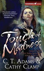 Touch of Madness (Thrall, Book 2)