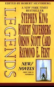 Legends: Short Novels by the Masters of Modern Fantasy, Vol. 1