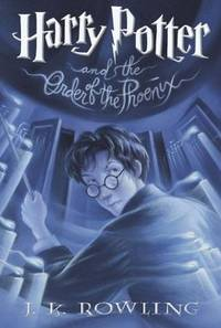 Harry Potter and the Order of the Phoenix by  J K Rowling - Hardcover - from BEST BATES and Biblio.com