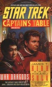 War Dragons (Star Trek: The Captain's Table, Book 1)