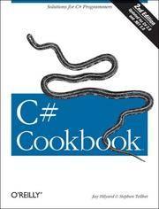 C# Cookbook, 2nd Edition (Cookbooks (O'Reilly))