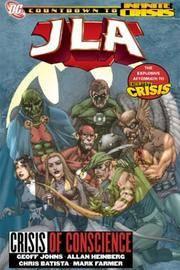 JLA: Crisis of Conscience (Identity Crisis) (Countdown to Infinite Crisis)