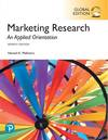 image of Marketing Research: An Applied Orientation, Global Edition