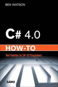 C# 4.0 HowTo