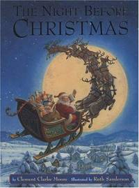 The Night Before Christmas by Clement Clarke Moore - Hardcover - 1997-09-01 - from Books Express and Biblio.com