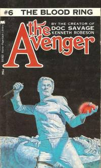 image of The Avenger - #6, #7 & #9 The Blood Ring; Stockholders In Death; Tuned For  Murder (3 Books)