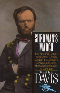 image of Sherman's March: The First Full-Length Narrative of General William T. Sherman's Devastating March through Georgia and the Carolinas