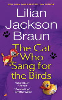 Cat Who Sang for the Birds, The