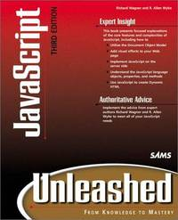 JavaScript Unleashed (3rd Edition)