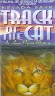 Track of the Cat (Anna Pigeon Mysteries)