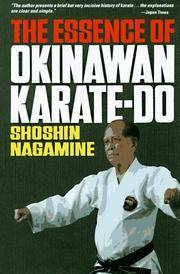 The Essence of Okinawan Karate-Do (Shorin-Ryu) (English and Japanese Edition)