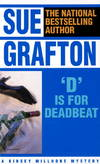 image of D Is for Deadbeat (A Kinsey Millhone Mystery)
