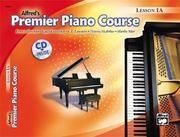 Premier Piano Lesson Book 1A (Premier Piano Course)