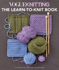 image of Vogue(r) Knitting the Learn-To-Knit Book