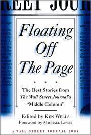 "Floating Off the Page: The Best Stories from The Wall Street Journal's ""Middle Column"" (Wall Street Journal Book)"