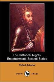 image of The Historical Nights' Entertainment: Second Series (Dodo Press)