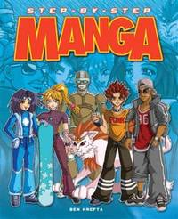 Drawing Manga Step By Step