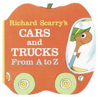 R SCARRY CARS & TRUCKS FROM A-Z